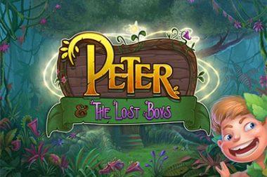 Игровой автомат Peter and the Lost Boys